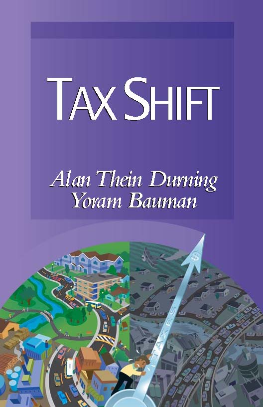 Book Cover: Tax Shift