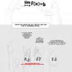 Evolution of a joke in Cartoon Calculus