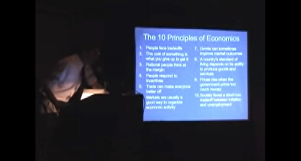 The 10 Principles of Economics, Translated (2007)