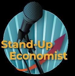 The Standup Economist Logo